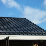 Zonnepanelen als dakpan